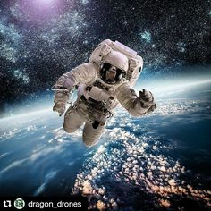 #Repost @dragon_drones with @repostapp  Epic space selfie minus the selfie stick. #djiphantom4 #djiglobal #uav #gopro #dji #djiinspire1 #quadcopter #miniquad #hoverboard #robotics #robot #maker #aerialphotography #fpv #drones #hexacopter #octocopter #tricopter #djiphantom #arduino #hobbyking #drone #multirotor #aerial #rcplane #spacex #sparkfun #adafruit #nasa by barmaley_live