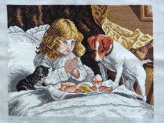Śniadanie w łóżeczku