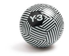 Adidas Y-3 soccer ball