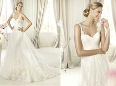 sweet heart wedding dress