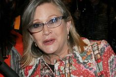 Carrie Fisher Pressured to Lose Weight for New 'Star Wars' Role Space Princess, Princess Leia, Carrie Frances Fisher, Admiral Ackbar, Debbie Reynolds, Lose Weight, Weight Loss, The Phantom Menace, The Empire Strikes Back