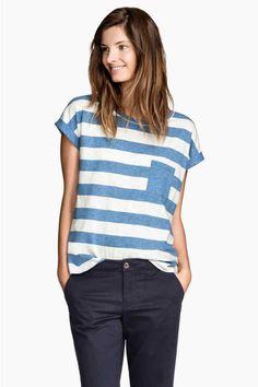 Camiseta de punto   H&M