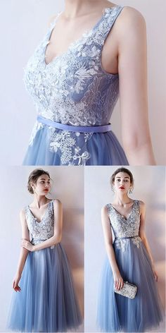 Prom Dress Princess, Cute blue v neck lace short prom dress, homecoming dresses Shop ball gown prom dresses and gowns and become a princess on prom night. prom ball gowns in every size, from juniors to plus size. Ombre Prom Dresses, 2 Piece Homecoming Dresses, Straps Prom Dresses, Elegant Bridesmaid Dresses, Simple Prom Dress, Prom Dress Stores, Unique Prom Dresses, Prom Dresses 2017, Tulle Prom Dress