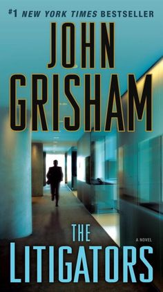 "Read ""The Litigators"" by John Grisham available from Rakuten Kobo. The partners at Finley & Figg often refer to themselves as a ""boutique law firm."" Boutique, as in chic, selective, and p. Used Books, Books To Read, John Grisham Books, Old Married Couple, Thriller Novels, Mystery Thriller, Apple Books, Reading Online, Books Online"
