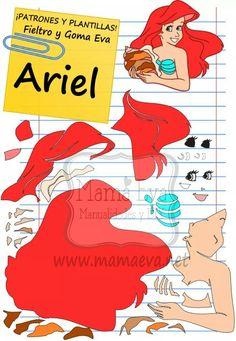 Ariel mama Eva