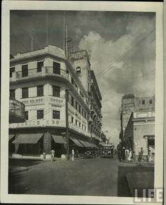 calle el Conde,Edificio de la Tienda La Opera,año 40,Santo Domingo,República Dominicana.