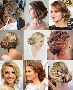 Should you really like beautiful beautiful hair you'll will enjoy this cool info! Side Bun Hairstyles, Bride Hairstyles, Cool Hairstyles, Side Bun Updo, Bridal Hair Updo, Wedding Hair And Makeup, Hair Makeup, Medium Hair Styles, Short Hair Styles