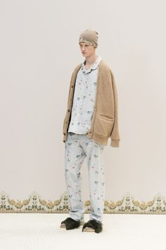 Psych ward chic! Undercover FW16
