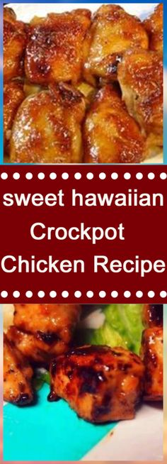 "Welcome again to ""Yummy Mommies"" the home of meal receipts & list of dishes, Today i will guide you how to make ""sweet hawaiian crockpot chicken recipe"". I made this Delicious recipe a few days"