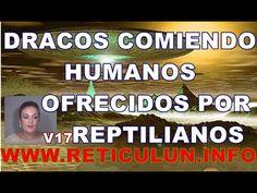 Reptilianos conviviendo con humanos 17. REPTILIANOS OFRECIENDO A DRACOS ...