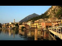 Limone sul Garda, Lake Garda, Italy