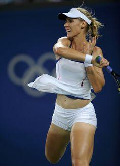 Elena Dementieva - Russian professional tennis player
