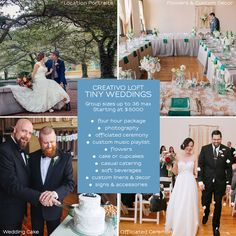 Chicago Small Wedding Packages