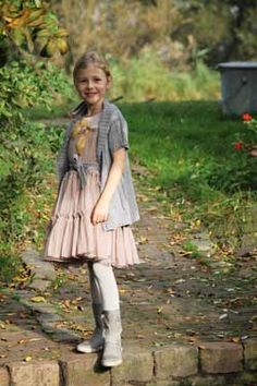 Develab shoes & Pomp de Lux clothes for girls