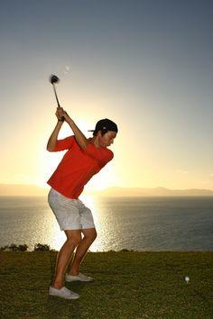 Golf Swing by Natalie Hampel on 500px