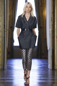 Martin Grant Ready To Wear Spring Summer 2015 Paris