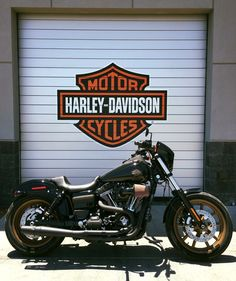 2016 Dyna Lowrider S with Thunderheader exhaust