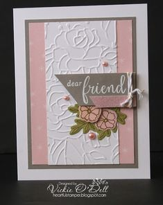HeARTful Stamper: Seasonal Expressions New Product Blog Hop