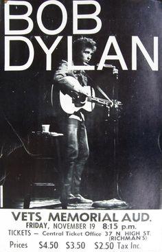 19 1965 Bob Dylan Concert