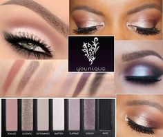 Loving our Younique Moodstruck Addiction Shadow Palette #3!!! Take your eye look from serene to extreme with seven crease-resistant, long-wearing, buildable colors in five palettes you'll crave. The shadows apply dry for adjustable coverage or wet for more intense color and deliver smooth, long-lasting looks. Palette 5's special formula features reflective metallic and color-shifting hues.  https://www.youniqueproducts.com/CaraHayden/products/view/US-21003-00#.WAUFoeUrKt8