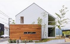 Home simple ideas house plans ideas for 2019 Roof Design, Plan Design, House Design, Home Architecture Styles, Facade Architecture, Japanese Modern House, Bohemian Interior Design, Trendy Home, Tropical