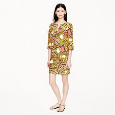 Ratti electric kiwi tunic dress - dresses - Women's new arrivals - J.Crew