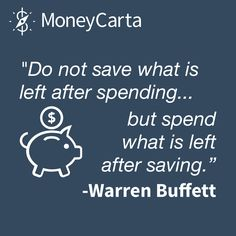 Warren Buffet knows a thing or two about #Money