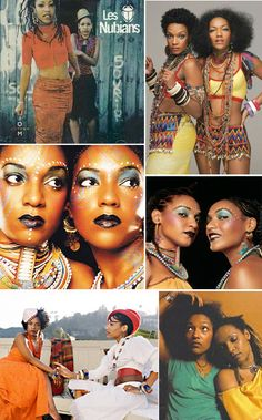 les nubians - french sexy ear candy