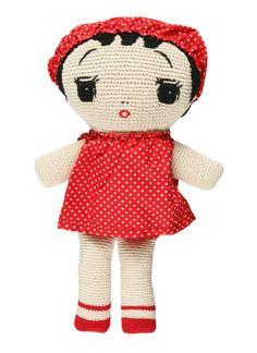 ALICE Crochet doll - Muchacha