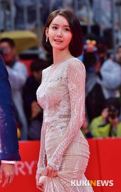Yoona 171012 Busun International Film Festival