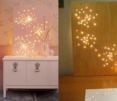 D.I.Y Light Up Canvas!