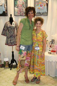 @Brassy Apple with @Kay Whitt #QuiltMarket SLC