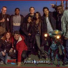 Naomi Scott Power Rangers, Power Rangers 2017, Saban's Power Rangers, Cast Images, Billy Crudup, Anna Pavaga, Dacre Montgomery, Zombie 2, Stranger Things Netflix