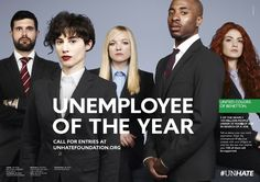 5 of the nearly 100 million people under 30 years of age in search of a job.