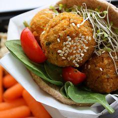 1000 images about falafel on pinterest falafels - Cuisine bernard falafel ...