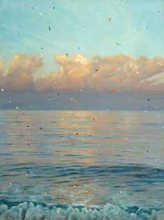 "Saatchi Online Artist John A Sargent III; Painting, ""DAWN'S EARLY LIGHT"" #art"