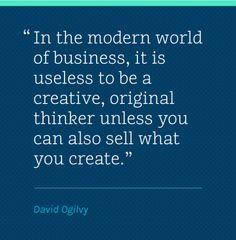 Wise Words: David Ogilvy / on Design Work Life
