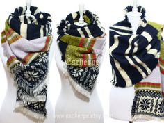 Tribal Chunky Scarf Cozy Warm Scarf Winter Accessories by #escherpe #scarves #scarf #shawl #shawls #wrap #wraps #tartan #plaid #check #summer #trend #spring #women #fashion #accessories #holidays #holiday #christmas #gift #gifts #outfit #accessorize #style #stylish #love #TagsForLikes #me #cute #photooftheday #nails #hair #beauty #beautiful #instagood #instafashion #pretty #girly #pink #model #dress #skirt #shoes #heels #styles #shopping #trend #trending #winter #skull #blanket