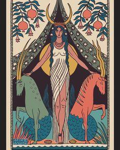(20) Home / Twitter Celtic Cross Tarot, Tarot Card Meanings, Arte Horror, Tarot Decks, Art Inspo, Graphic Art, Art Projects, Art Drawings, Illustration Art