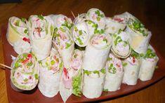 Party-Röllchen in 15 Minuten zubereitet | Top-Rezepte.de