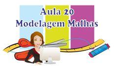 Curso Modelagem Malhas - Saias -  Aula 20