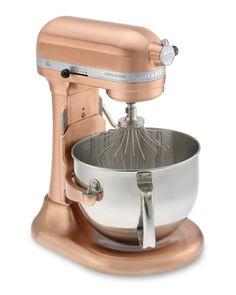 KitchenAid Professional 620 Stand Mixer in copper