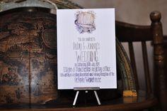 Shield Wedding Invite www.facebook.com/satinandtat