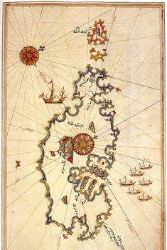 Malta by Piri Reis - Malta - Wikipedia, the free encyclopedia