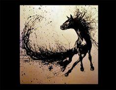jump_horse by Shaia Dahan