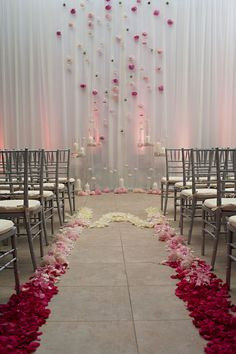 Hotel Seven4One Wedding from The EVENT Company + Joseph Martinez