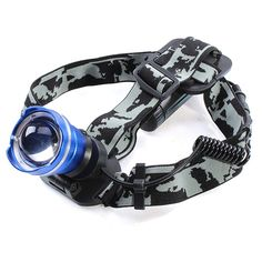 T6 LED Rechargeable Zoomable Bicycle Headlight Headlamp