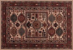 Kashqai Rugs at Carpet Call. Kashqai combines earthy tones, in rich reds, greens and beiges in well known traditional tribal patterns. This beautiful range combines high quality with classic designs. Shop online to get 20% off ticketed price and free shipping!