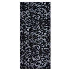 Brother Sister Design Studio Clear with Black Damask Plastic Table Cover | Shop Hobby Lobby