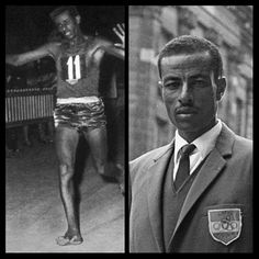 Black Then​Happy Birthday To The Late Great Mr. Abebe Bikila | Black Then